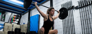 Je suis une femme et je fais du CrossFit