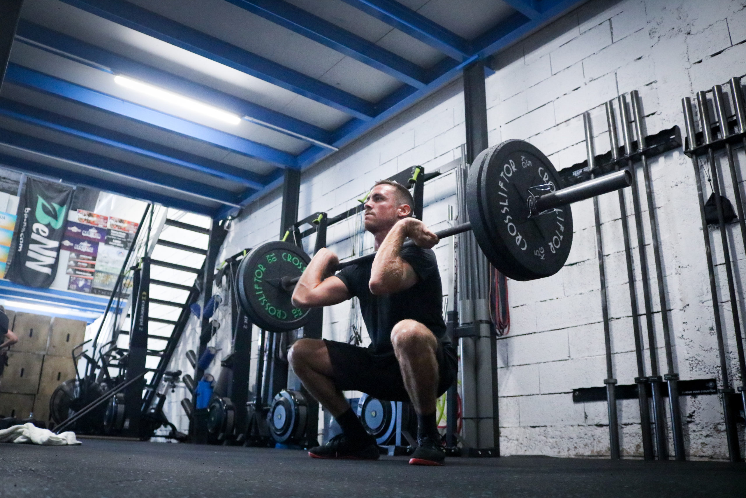 CrossFit & compétition plaisir pour Jérémy